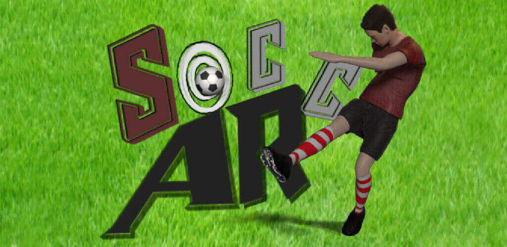 SoccAR - Soccer in Augmented Reality (AR)